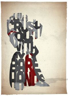 Star Wars : des affiches typographiques   Le Journal Graphic