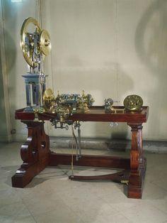 Tour à guillocher par Mercklein   Musée des arts et métiers
