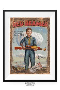 Junior AER Red Beamer STLs