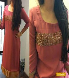 Zuleiha Indian Attire, Indian Wear, Indian Dresses, Indian Outfits, Stylish Dresses, Casual Dresses, Kurtha Designs, Suits For Women, Clothes For Women