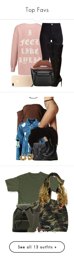"""Top Favs"" by champagnayegang ❤ liked on Polyvore featuring New Look, Lime Crime, Kendall + Kylie, Wet Seal, Boohoo, Forever 21, Dr. Martens, Rascals, Louis Vuitton and adidas Originals"