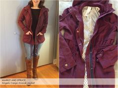 Love the color, love the jacket, love it all. Need this jacket!! A little worried it won't be warm enough for my next stitch fix box though :(