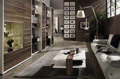 Dense Living Room Harken Back To Tradition