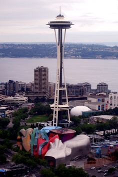 Seattle Center, Space Needle.. lots of fun things to do