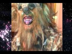 "Darcy Donavan as the Werewolf in the new movie ""The Mechanic"""
