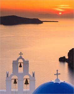 St Gerasimos Church - Santorini - Greece | by ~ Floydian ~ 