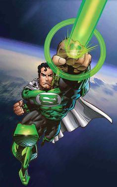 Green Lantern Superman (Kal-El) (Clark Kent)  GET IT old  Kyle KA-IL Kale Kal-El  Its a method of transmitting information verbally from the  Kabbalah Tradition.