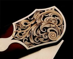 Sam Alfano, engraver - Custom Knife Engraving