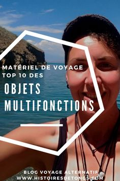 10 multifunctional objects to arrange your journey gear Materiel Camping, Tips & Tricks, Turkey Travel, Blog Voyage, Hiking Equipment, Cheap Travel, Hawaii Travel, Camping Gear, Van Life