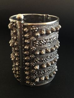 Leather And Silver Bracelet Mens Ethnic Jewelry, Beaded Jewelry, Silver Jewelry, Handmade Jewelry, Jewellery, Ancient Jewelry, Antique Jewelry, Vintage Jewelry, Bracelets For Men