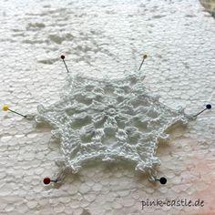 DIY Schneeflocke