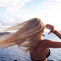 long blonde hair | Hairstyles and Beauty Tips