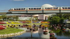 New topiaries and two new Outdoor Kitchens added for 2017 Epcot International Flower and Garden Festival