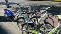 Vehículos compartidos (sin bici estaciones!). Berlin.