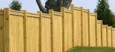 Looking for quality wood fencing? Come to us for the best fences in Arlington, VA. We provide variety of designs and different types in wood fencing.  It's never been out of trends and as the time passes, it has revealed many different types to consider.