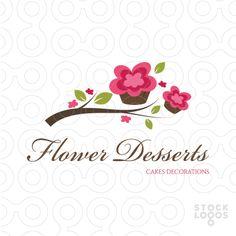Flower Desserts cake decoration