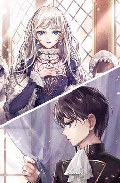 Manga Girl, Manga Anime, Manhwa Manga, First Knight, Pretty Anime Girl, Anime Girl Drawings, Anime Princess, Running Away, Manga To Read
