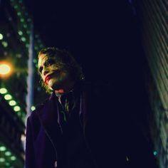 the joker photo by MissusJ Heath Leadger, Joker Heath, The Dark Knight Trilogy, Batman The Dark Knight, Joker Photos, The Man Who Laughs, Der Joker, Batman Universe, Dc Universe