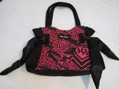 Metal Mulisha Raging Tote juniors womens black purse handbag shoulder logo*^ #MetalMulisha #pursetote