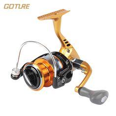 Goture  12+1BB 3000 Series High Quality Spinning Fishing Reel Fish Wheel Freshwater/Saltwater
