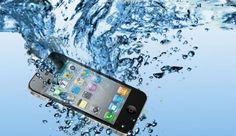 راهکارهایی ساده برای نجات گوشی موبایل پس از افتادن در آب