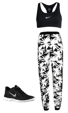 """""""Ya"""" by smurfyyy ❤ liked on Polyvore featuring moda e NIKE"""
