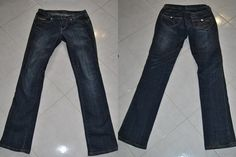 jeans blu scuro   marca Bluberry   tg 28 (IT 42)  € 20