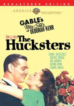 Clark Gable and Deborah Kerr in The Hucksters