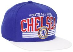 Chelsea Soccer Snapback Adjustable Cap, OSFA,Blue by adidas. $25.99. Clean with warm, damp cloth. Team color snap back cap with embroiderd team logo. Stay in style with this adjustable snapback by adidas!