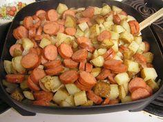 Sausage & Potato Skillet - CafeMom