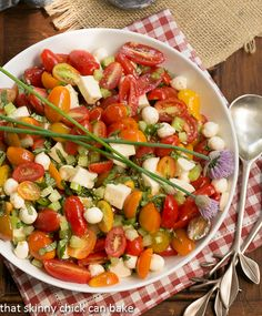 Caprese Salad | A fantastic summer salad!