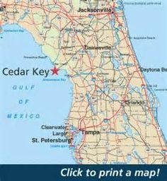 Cedar Key Fl Map 26 best CEDAR KEY FLORIDA images on Pinterest | Cedar key florida  Cedar Key Fl Map