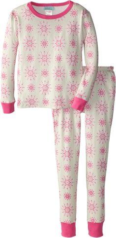 MADE IN USA - Amazon.com: BedHead Kids Girl's Snug Fit L/S Classic PJ (Big Kids): Clothing
