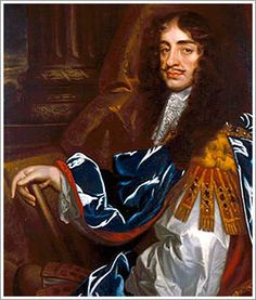 "King Charles II of England (1630-1685) would rub mummy dust on his skin, believing ""Greatness"" would rub off."