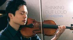 Walk up song. Thinking Out Loud - Violin and Piano Cover - Daniel Jang