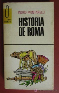 Resultado de imagen de historia de roma indro montanelli