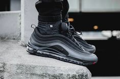 Look Out For The Nike Air Max 97 Metallic Hematite