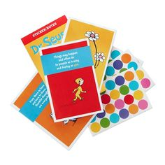 Dr. Seuss™ Notes - Anytime Gifts - Hallmark