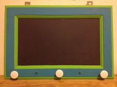 chalkboard for kids room....