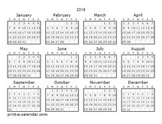 Template 1 pdf template for three year calendar 2016 2017 for Make my own calendar template