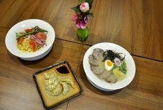 Ramen Kagura C/ Las Fuentes, 1 (m: opera) frecuentado por japoneses, especializado en ramen (no tienen sushi)