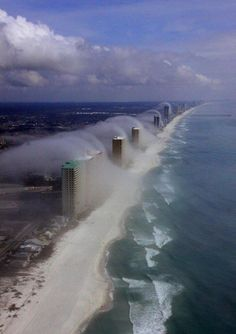 Cloud Tsunami In Florida
