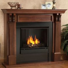 Found it at Wayfair - Ashley Gel Fuel Fireplace