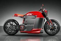 The New Tesla Model M Concept Bike