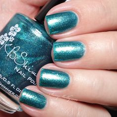 KBShimmer - Talk Qwerty To Me - Fall 2015 collection | Sassy Shelly