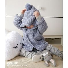 Free Easy Crochet Baby Cardigan Pattern