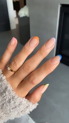 Stylish Nails, Trendy Nails, Chic Nails, Kylie Jenner Nails, Funky Nails, Fire Nails, Minimalist Nails, Best Acrylic Nails, Dream Nails