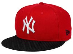 New York Yankees MLB Wovenrine 59FIFTY Cap Hats