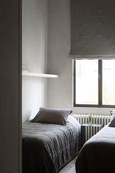 Bedroom | The Apartment Antwerp by Vincent Van Duysen | est living
