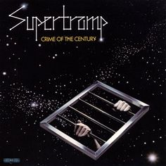 Supertramp should be given an award for all their great CD covers. The music on the CDs is also pretty genius. Here their 1974 album, Crime of The Century.